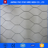 AnPing Five Star Square Chicken Wire Mesh/Hexagonal Wire Netting For Sale