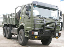 Lowest Price!!!SINOTRUK HOWO Military Truck 6x6 For Sale