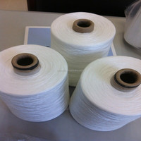 100% spun polyester yarn manufacturer in china 40S/1 40S/2 in best price and good quality