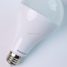 LED Hemisphere Bulb A70 12W E27 B22 Cool White 1 Year Warranty IC Driver With Middle Aluminum Board Plastic Covering Aluminum