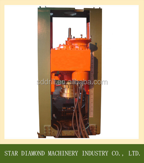 raise bore machine