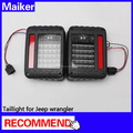 Hight quality LED taillight For Jeep wrangler rear light For Jeep wrangler accessories