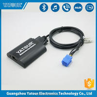 Yatour Car audio bluetooth cassette adapter a2dp kit for Fiat 8-Pin Alfa Lancia Maserati Blaupunkt