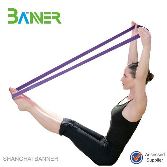 Gym equipment yoga practise resistance bands for exercise