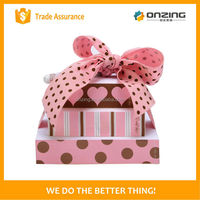 Wholesale beautiful paper cube four color offset tampon priint machin