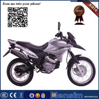China New Manual 150cc cheap Dirt Bike with electric and kick start