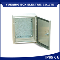 stainless steel metal enclosure IP66