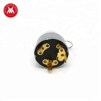 Weltake WMM brand High Quality Tractor diesel ignition Switch 34228 For Massey Ferguson