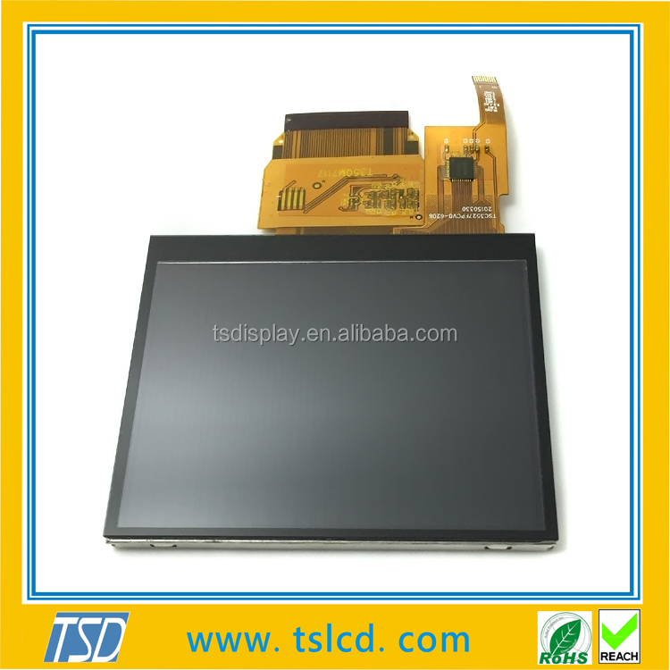 Capactive touch for 3.5 inch 240x320dots tft lcd screen module