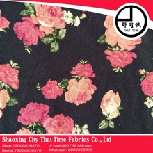 new products agents wanted That Time low price faces print fabric for girl garment