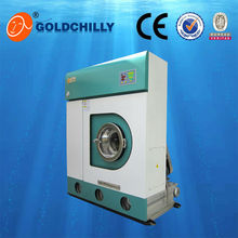 3-tank full-closed Perc/Pce dry cleaning machine polyethylene dry cleaning machine