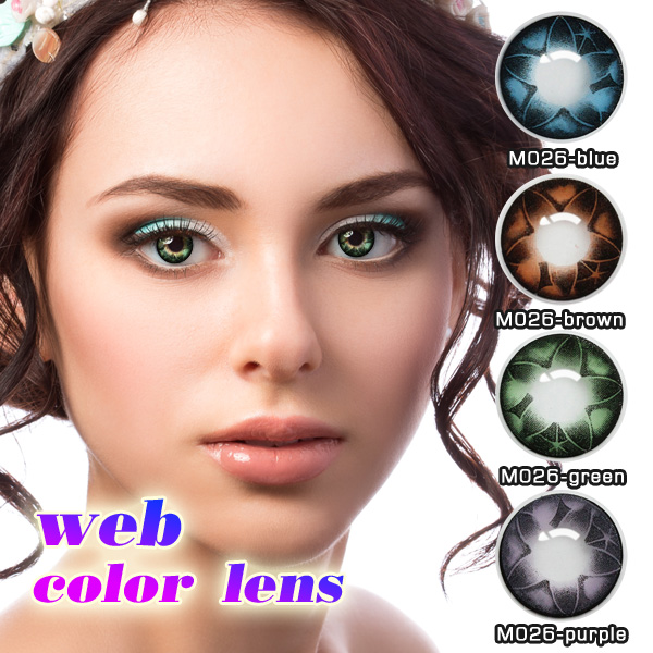 $1 color contacts wholesale color contact lens doll eye contact lenses