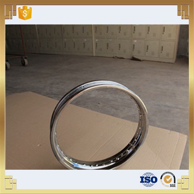 High quality motorcycle 14 inch steel wheel rim