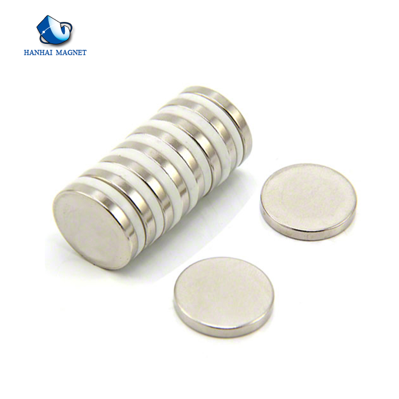 Small Round N42 Neodymium Magnet For Sale