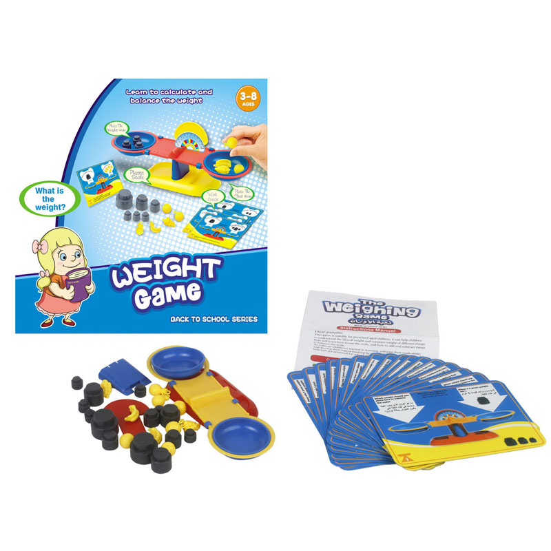 DIY Learning Toys Weight Balance Game Toy