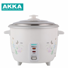 Promotion home used one button control efficiency kitchen appliances large capacity heating element electric rice cooker