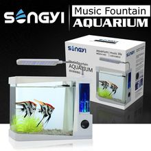 China supply super slim acrylic fish tank/aquarium Wholesale price