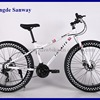 26 Quot Fat Mountain Bicycle Snow