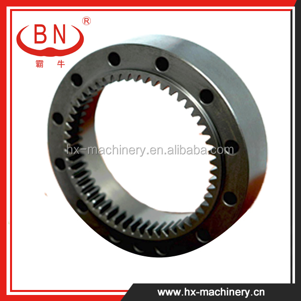 Apply to HITACHI EX60-1 Excavator 2024937 spare part for excavator , excavator gear ring,transmission gearbox parts