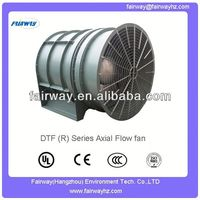 DTF Series Metro & Tunnel Fan gas water heater exhaust fan