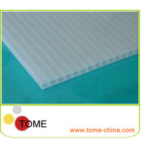 White color fluteboard 3mm suppliers in China