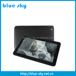 Fashion 10 inch google android 4.4 tablet allwinner A33 quad core 1G memory 16G nand flash 0.3mp 2.0mp bluetooth tablet pc