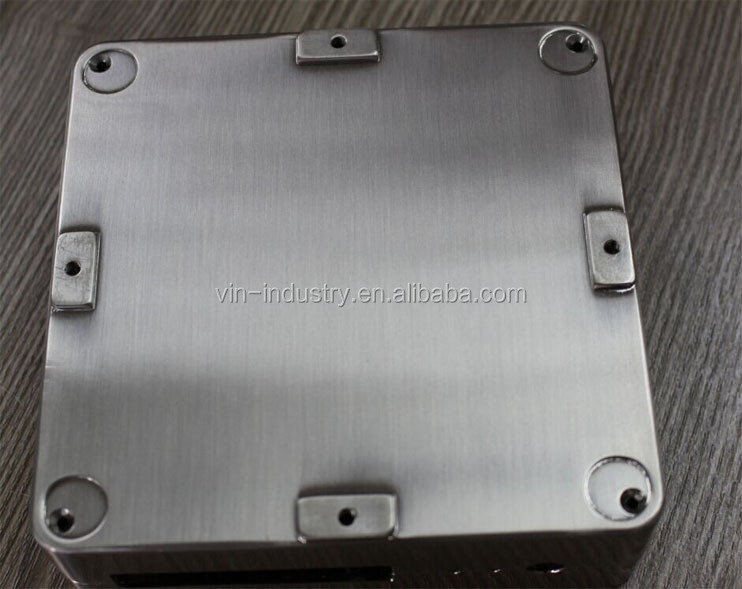Professional manufacturerplate metal plated nickel alloy zinc plated nickel