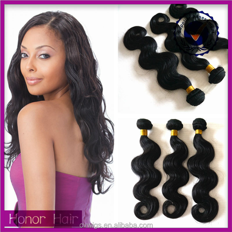 Top Grade Natural Wave Virgin Remy Hair Wholesale Human Hair 20 Inch Virgin Remy Brazilian Hair Weft
