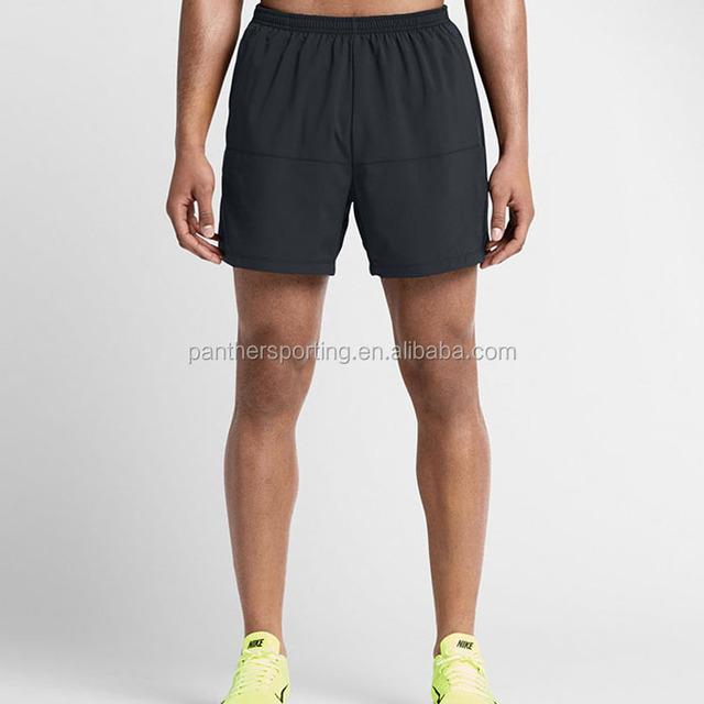 Wholesale Men's Running Shorts Men Tight Pants Fitness Wear