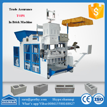 New products ____QMY10-15 /QMY12-15 /QMY18-15 automatic constructe brick machinery