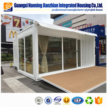 Portable Modular Office Space 20ft Container House