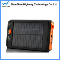 High Capacity solar charger for laptop