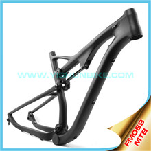 2015 YISHUNBIKE FM069 Chinese Cheap 29er Ful Suspension Mountain Carbon Bike Frame For Sale
