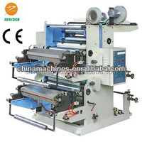 Multicolor flexo Printing Machine for Non woven Bags/Plastic Bags