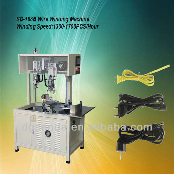 High Speed Cable Making Equipment/Winding Wire Machine