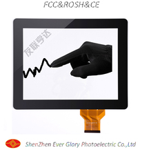 "12.1"" usb capacitive lcd touch screen adapter"
