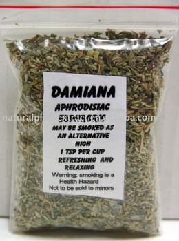 Damiana Herbal Extract