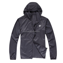 Summer outdoor hooded Lightweight skinsuits sun Garments Travel sports jacket