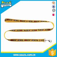 Customized Sizes High Quality Nylon Dog Training Leash