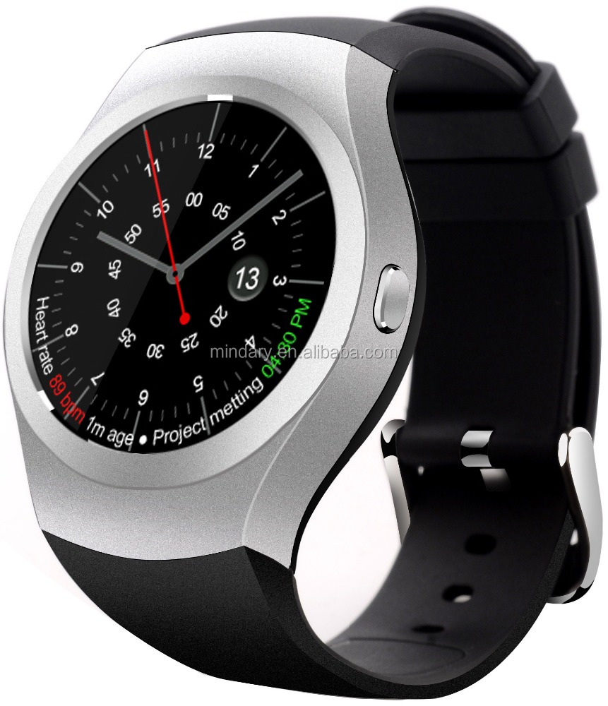 Touch Screen Smart Watch 32GB Music Playing Mobile Watch Phones KS2 stand alone smart watch