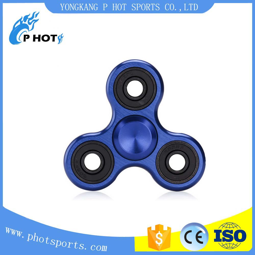 New design first class ABS made finger fidget spinner game spinner