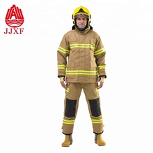 Aramid Fire Fighter Flame Retardant Clothing
