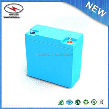Non-toxic 12V LiFePO4 Battery Pack , Mfn50 90Ah Car Battery Pack