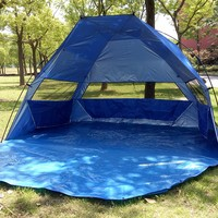 Portable Automatic Waterproof Outdoor Camping Beach Tent