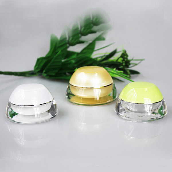 Square cosmetics packaging wholesale plastic jars with screw lids plastic jars and screw top lids jars with wood lids