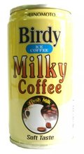 Birdy Ice Coffee Beverage Can - Milky Coffee
