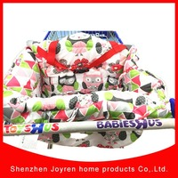 Small wholesale baby shopping cover cart folding baby high chair covers