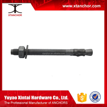 China Supplier wedge anchor,Expansion screws Bolt Y/Z/P 4.8/5.8/ 6.8/ 8.8 free samples