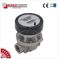 Chemical Flow Meter/Chemical Oval gear Flow Meter/Chemical Resistant Flow Meter