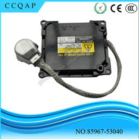 OEM NO. 85967-53040 Japanese high quality best price denso toyota xenon ballast light control computer